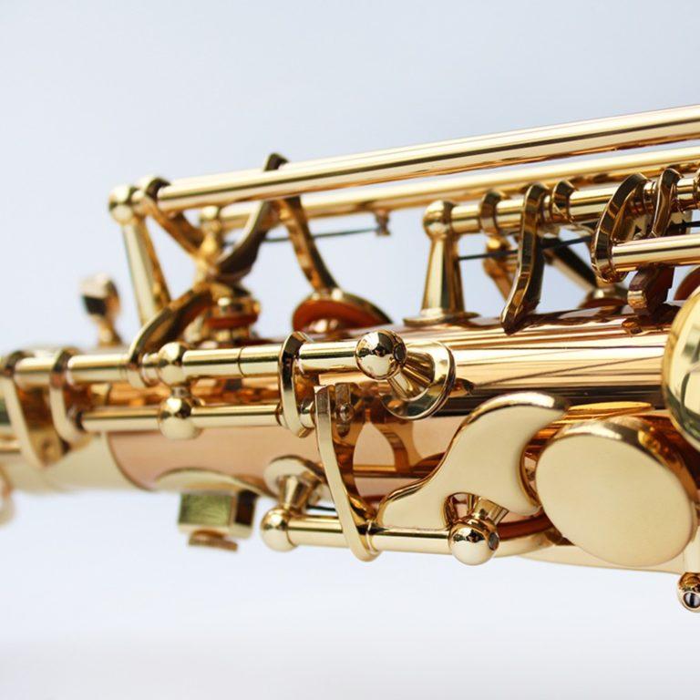 Altsax Yanagisawa WO2 Professional bronse 4