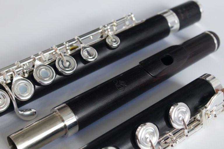 Fløyte Di Zhao Trefløyte 2