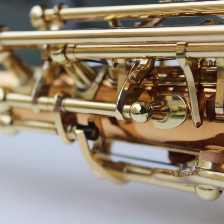 Sopransax Yanagisawa WO2 Professional bronse 1