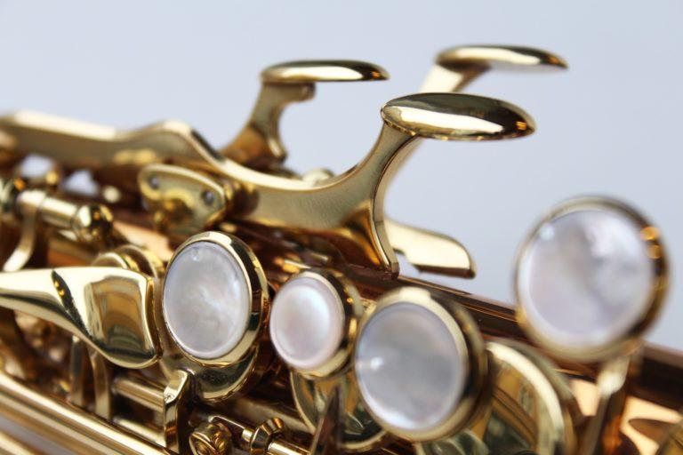 Sopransax Yanagisawa WO2 Professional bronse 2